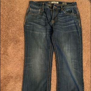Buckle Brand - Men's Carter Fit - Size 32/30L